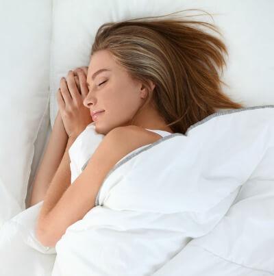 Liggevanene du har i sengen bestemmer kvaliteten på søvnen din