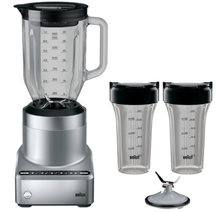 Braun Pure Mix smoothie blender