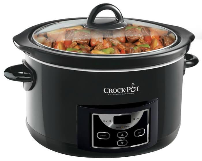 Crock Pot Slow Cooker 4,7 L