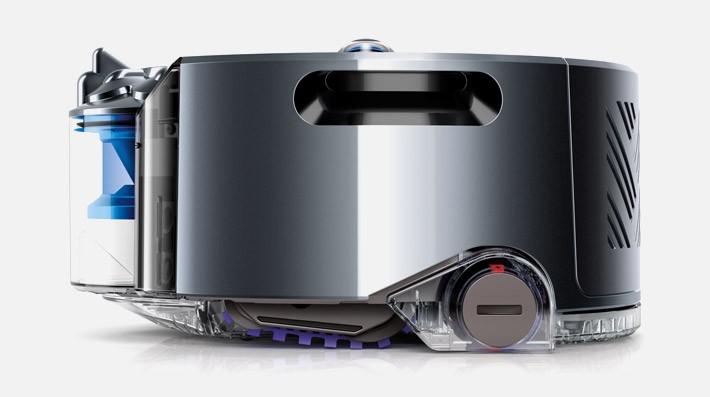 Dyson 360 Eye profil