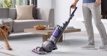 Dyson stoevsuger test