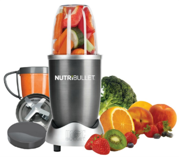 NutriBullet 600 smoothie