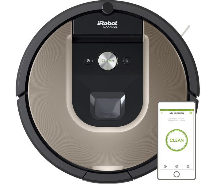 iRobot Roomba 966 robotstøvsuger
