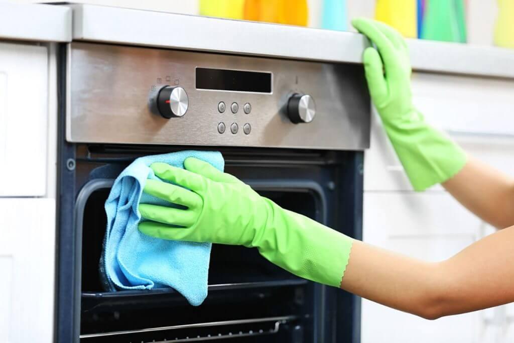 rengøring af siemens ovn