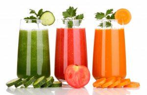 Bevaras näringsämnena i juicen