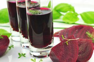En hälsosam juice