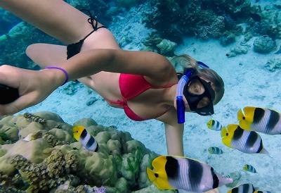 GoPro-Snorkeler