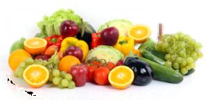 Hvad indeholder grøntsager og frugter som jeg kan juice