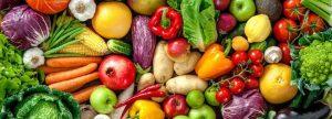 Hvor meget frugt og grønt om dagen