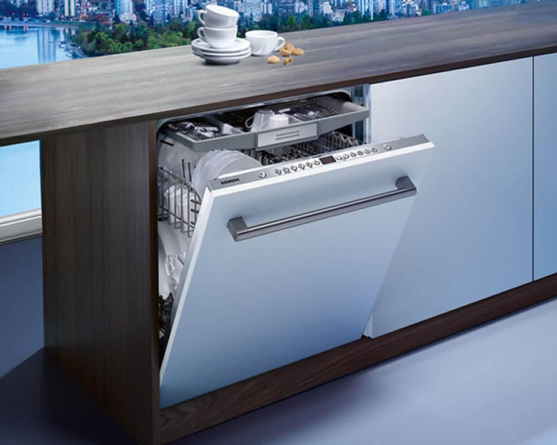 siemens integrert oppvaskmaskin