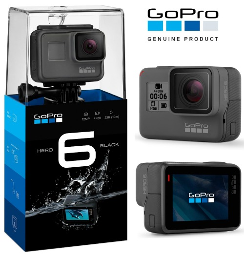 Introduktion till GoPro 6