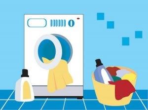 ny tvättmaskin