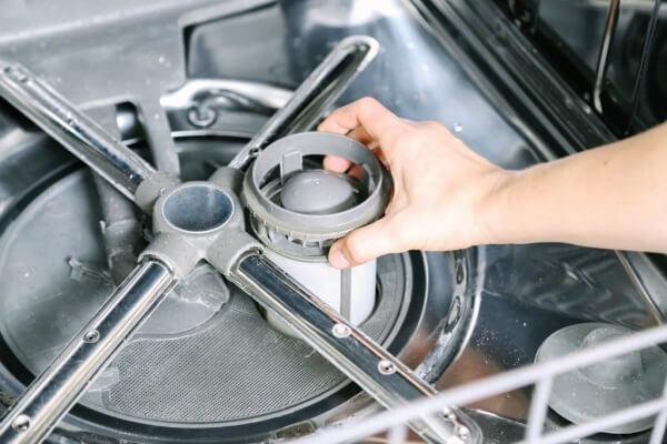 rengoring af din aeg opvaskemaskine