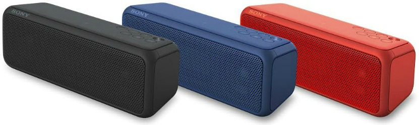 sony srs xb3 - alternativ til jbl charge 3