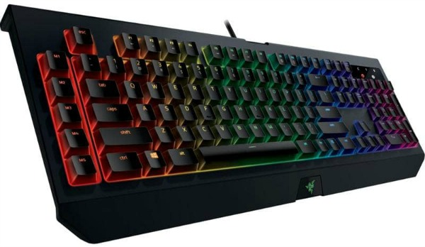 Razer Blackwidow Chroma tastatur