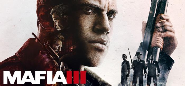 Mafia III playstation 4 spil