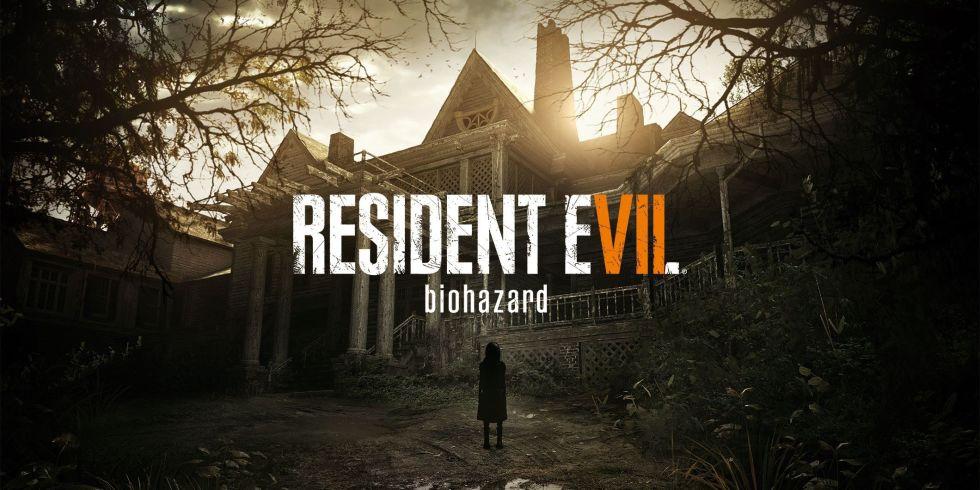 Resident Evil 7 Biohazard ps4 spil