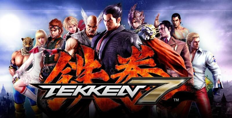 Tekken 7 spil