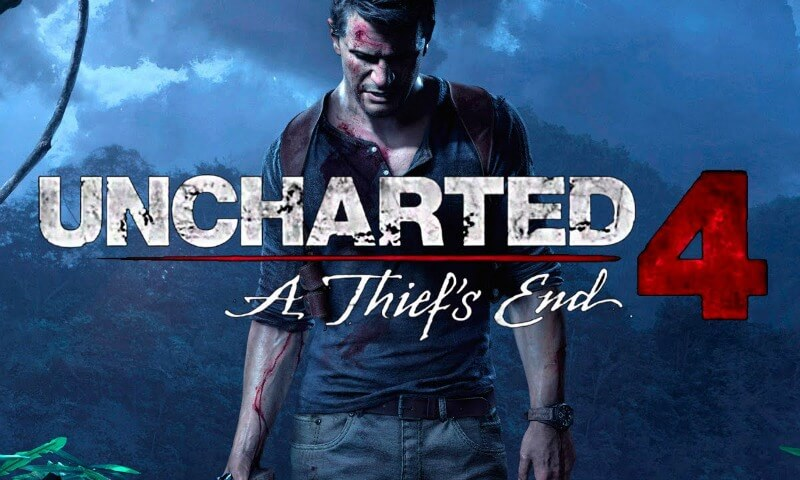 Uncharted 4- A Thief's End