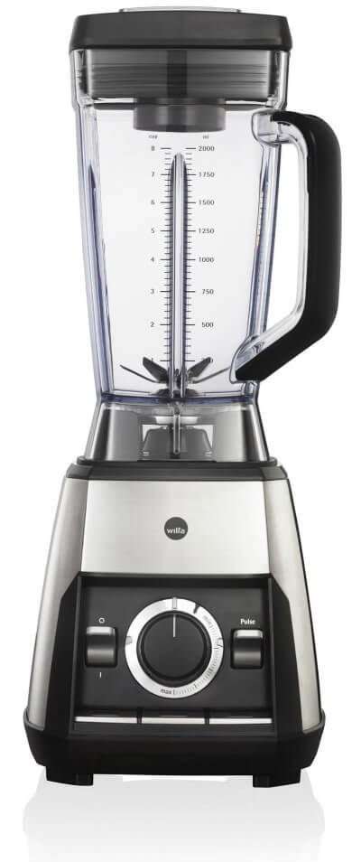 Wilfa PB-1600S Power Blender