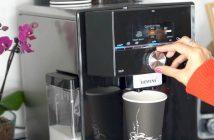 Siemens espressomaskin test
