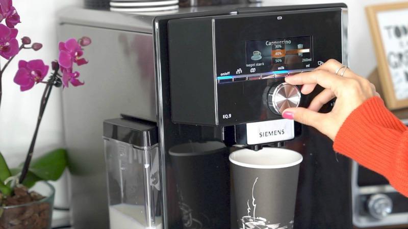 Siemens Espressomaskine Test 2018 → (Testvinder Guider med Pristjek)