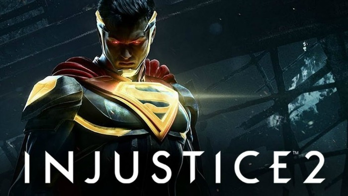 spil injustice 2 ps4