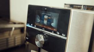 Helautomatisk espressomaskin