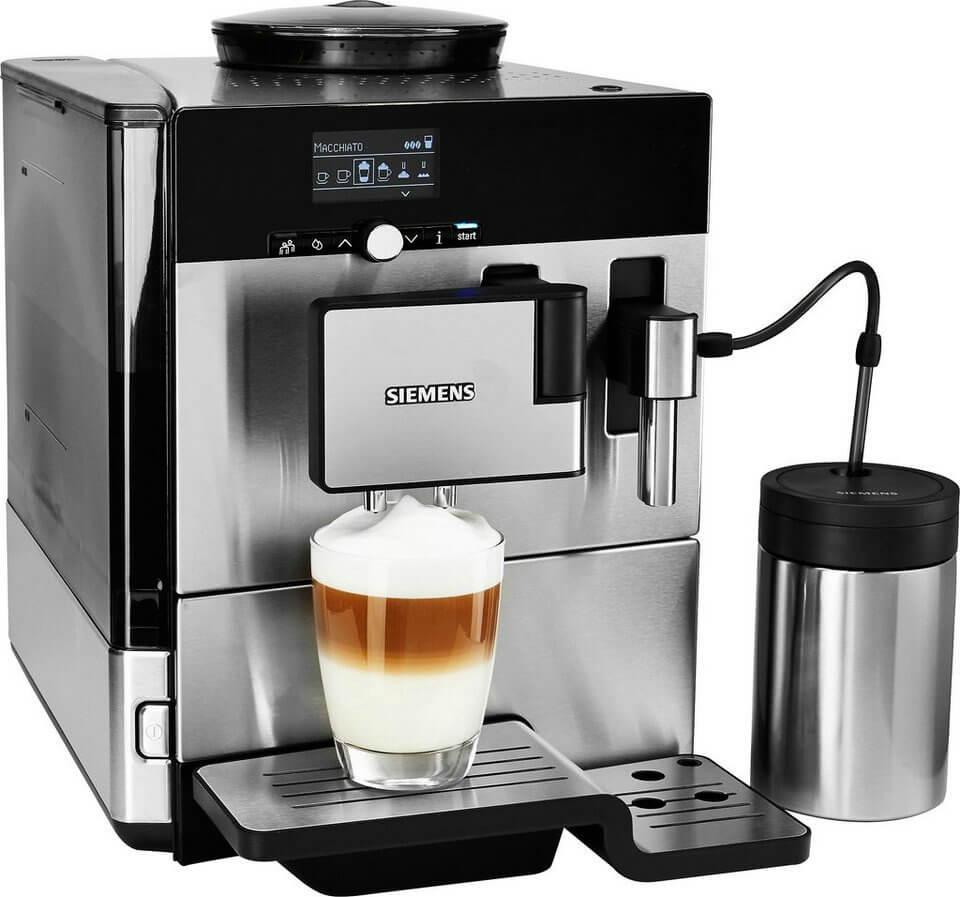 Siemens EQ. 8 kaffemaskine