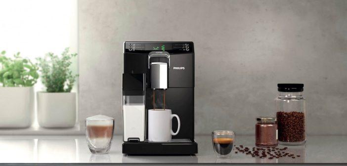 Fuldautomatisk espressomaskine test
