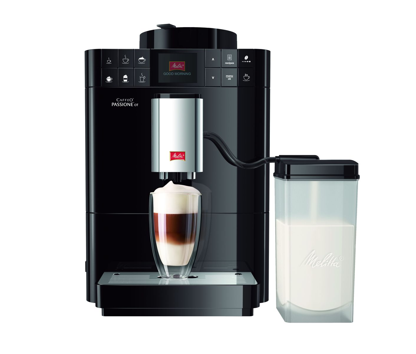 Melitta Caffeo Passione One Touch