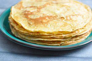 Hjemmelagde pannekaker
