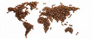 Kaffe ble nå kjent over hele verden