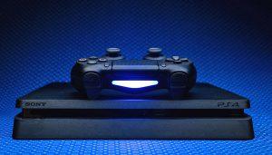 PS4 flot