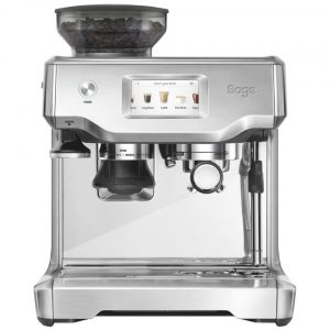 Sage SES880BSS the Barista Touch