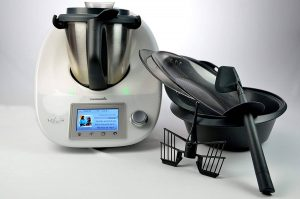 Thermomixer udstyr