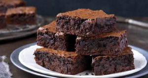 Kaffe-brownies