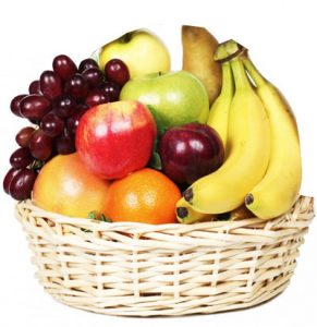 frugt-kurv