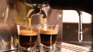 Lav espresso