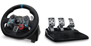 Logitech G29 Driving Force til PS3:PS4