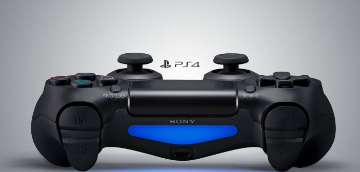 PS4 controller test