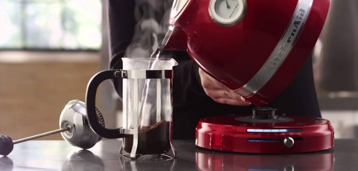 Kitchenaid vattenkokare test