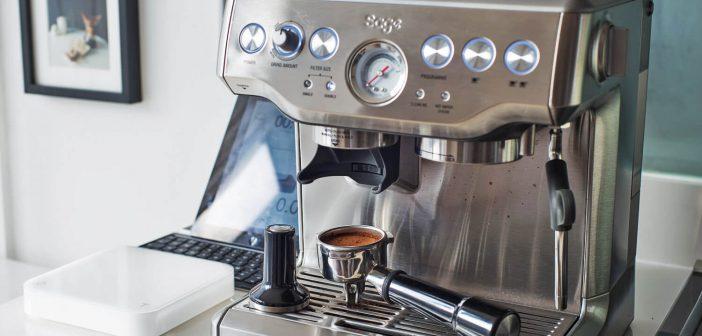 Sage Barista Express espressomaskine Test – Se eksperternes vurderinger – Testvinder Guide 2020