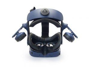 HTC Vive Pro inden i