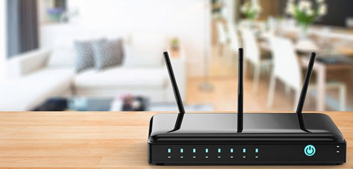 Trådløs Router Test