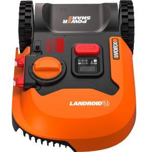 Worx Landroid M700 ovenfra