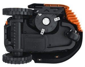 Worx Landroid S 500 WiFi - underside
