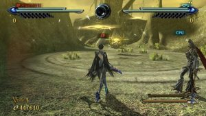 bayonetta gameplay
