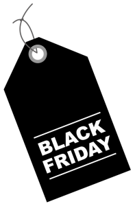 black friday fotoudstyr