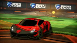 rocket league bil